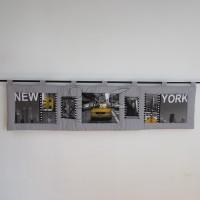 Kapsář za postel  -  NEW YORK
