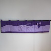 Kapsář za postel - MAŠLIČKA fialová