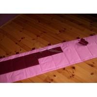 Kapsář za postel -  MOTÝL VÍNOVÝ na růžovém