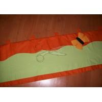 Kapsář za postel -  JARNÍ LOUKA - oranžová