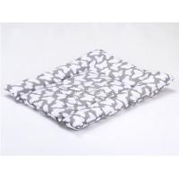 Přebalovací podložka - Motýl šedý 70cm x 50cm